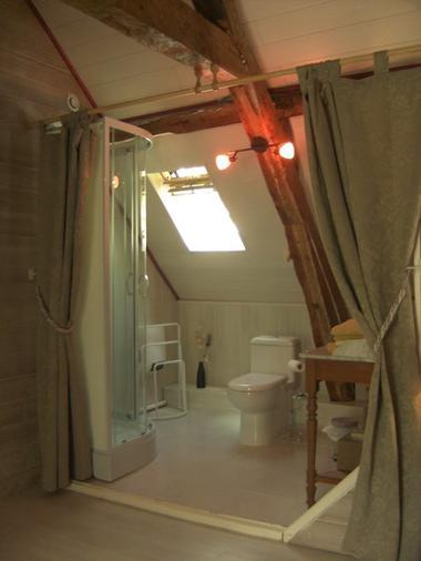 SANYOU-Chambres d'Hôtes -Chambre 3 b