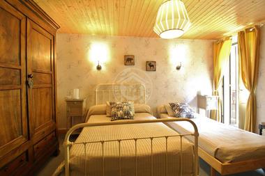 F-chambre2-courtade-gavarnie-HautesPyrenees