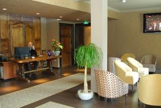 HOTEL BRECHE DE ROLAND - Salon 2