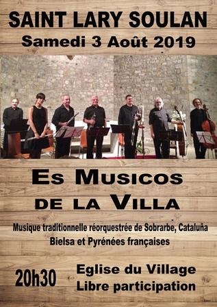 Los Musicos de la Vila 2019