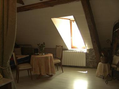 SANYOU -Chambres d'hôtes -Salon b