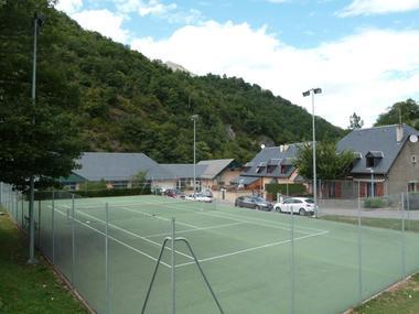 Tennis de Gèdre 1