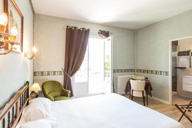 chambre3-lescimes-argelesgazost-HautesPyrenees
