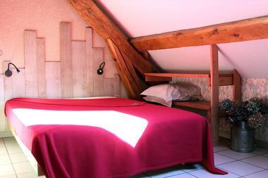 chambre5-escapade-gedre-HautesPyrenees