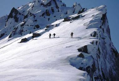 X BUREAU DES GUIDES - Ski de rando 1