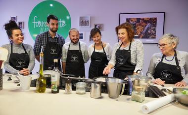 Atelier cuisine Fourchette Académie