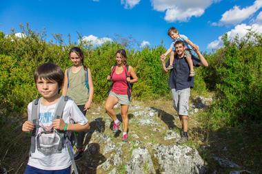 ITI53 - randonnée en famille