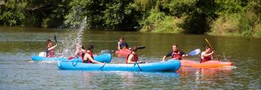 Le-Lac-de-Haute-Mayenne-en-canoe-kayak--Ambrieres-les-Vallees---22-aout---Greboval