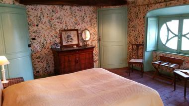 aile ouest chambre grand maman