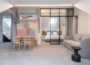 Appart Hôtel - Appartement chez Laurent