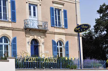 Le Parc Hôtel & Spa à Château Gontier