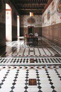 Galerie de Médée, Château d'Ancy le Franc