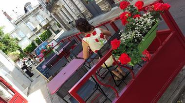Terrasse La Jasette