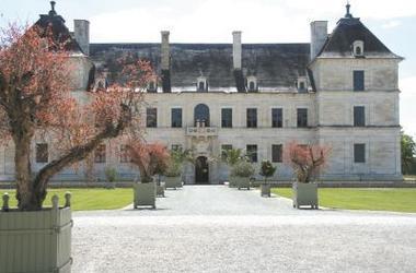 Château d'Ancy le Franc, façade N