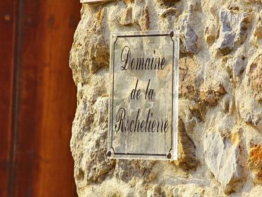 DOMAINE DE LA ROCHELIERRE