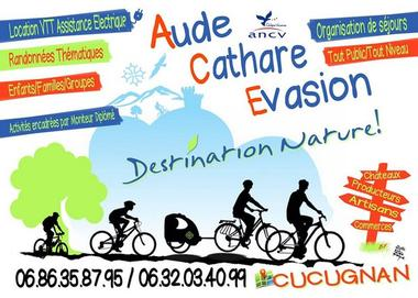 AUDE CATHARE EVASION3
