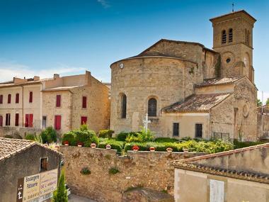 Abbaye de Saint-Hilaire 3