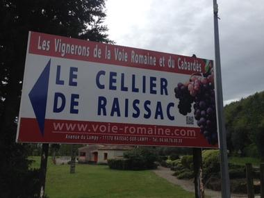 LE CELLIER DE RAISSAC