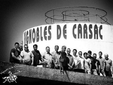 LES VIGNOBLES DE CARSAC