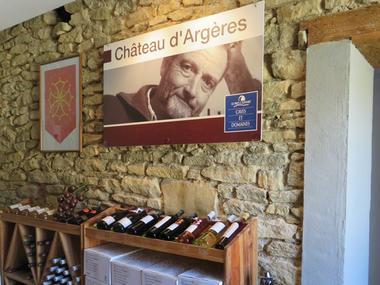 CHATEAU D'ARGERES