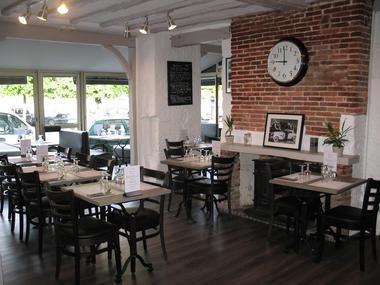 Au Bistrot Gourmand Restaurant à Lisieux Salle