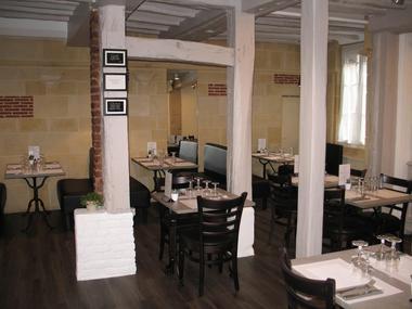 Au Bistrot Gourmand Restaurant à Lisieux Tables