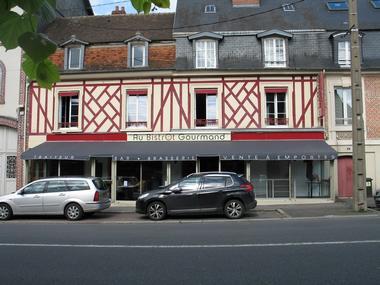 Au Bistrot Gourmand Restaurant à Lisieux Vue exterieure