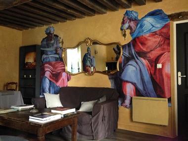 Aux 3 gourmands du Château - Crêperie à Saint-Germain-de-Livet, proche de Lisieux (4)