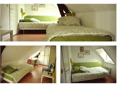 B&B Normandy - Den Boer (chambre)