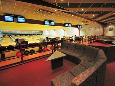 Lisieux Bowling, banquettes