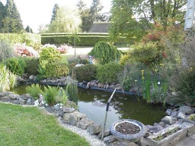 Bliss 59 Patricia et David Cohen Gîte Le Pin Jardin