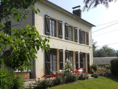 Brigitte Leconte Chambre d'hôtes à Lisieux Maison