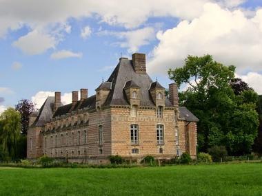 Vue extérieure. Château Le Kinnor