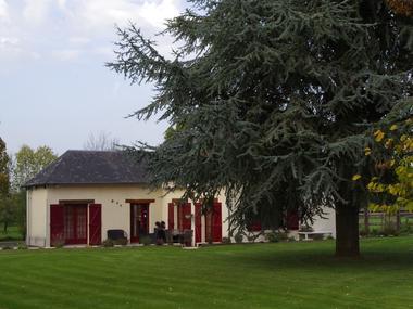 Chambres La Cour du Houx maison