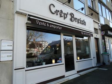 Crep Breizh devanture