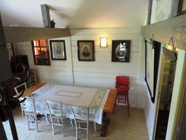 Daniel Boulard - gite - Coquainvilliers (salle à manger)