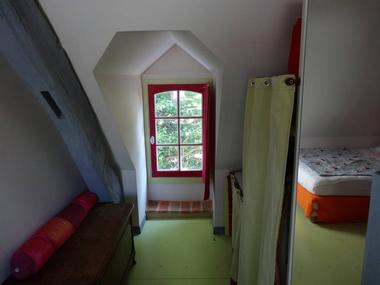 Delphine Zangs Chambre d'hôtes à Glos prés de Lisieux étage