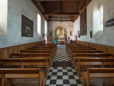 Eglise-Saint-Denis-Cambremer-Nef