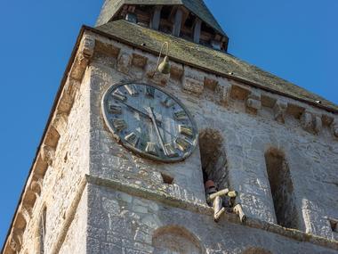 Eglise-Saint-Denis-Cambremer-Clocher