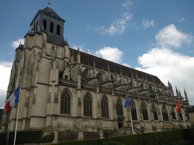 Eglise Saint Jacques Lisieux cote photo D.Lucas OT Lisieux
