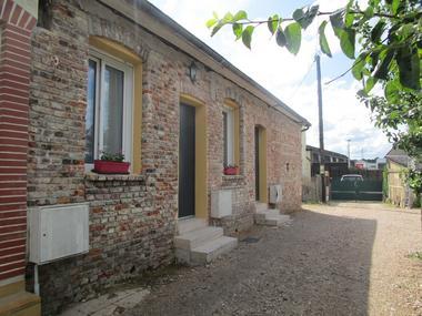 Gite-Cote-Fleurie-Cocon-Normand-Lisieux-Facade
