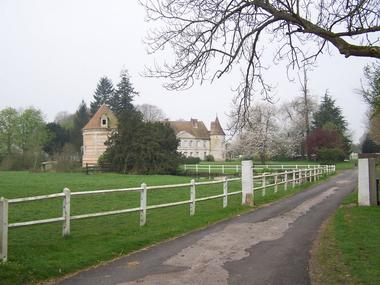 Haras de Preaux St Sébastien