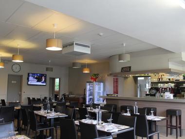 Hôtel Le Bellevue à Lisieux restaurant