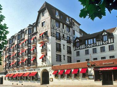 Hotel de l'Espérance - Lisieux - Extérieur