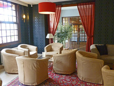 Hotel de l'Espérance - Lisieux - salon