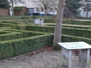 Jardin archéologique Lisieux (4)