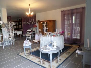 L'Atelier de Patricia à Saint-Germain-de-Livet salle