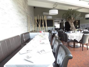 L'avenue salle de restaurant