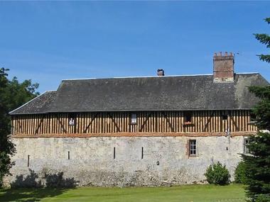 La Ferme du Chateau de Courtonne - gite - Philippe Gurrey - Fauguernon (2)