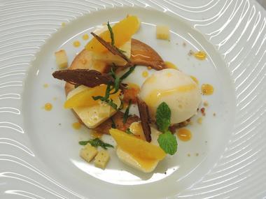 Le Moulin du Fossard - Dessert